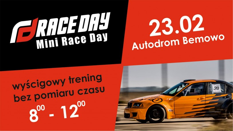 Race Day Mini (23.02.2019)