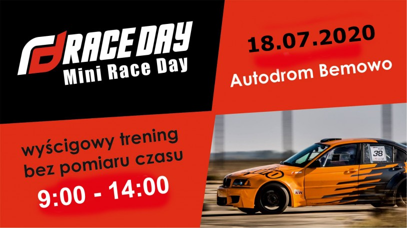 MINI Race Day (18.07.2020)